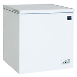 RCA 3.5 cu. ft. Compact Chest Freezer - White
