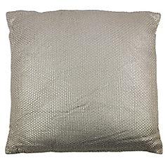 3c70c51c65e 28-inch x 28-inch Gold Foil Print Floor Pillow