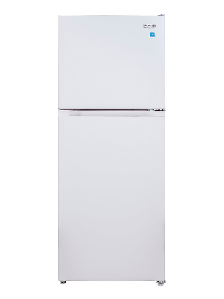 10.1 cu.ft. White Frost Free Refrigerator - ENERGY STAR®