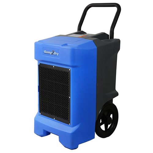 Damp2Dry 2PACD200 Damp2Dry 95L/200 Pint Commercial Dehumidifier with Built-In Ejector Pump