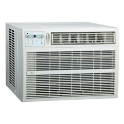 Perfect Aire 25,000 BTU Window Air Conditioner with Electric Heater