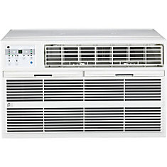 14,000 BTU Thru-the-Wall Air Conditioner with Electric Heater