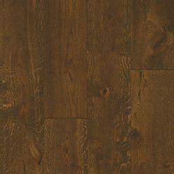 Bruce Plancher, bois d'ingénierie, ½pox 7½ po x longueurs variées, Chêne blanc ton terre, 25,73 pi2/boîte