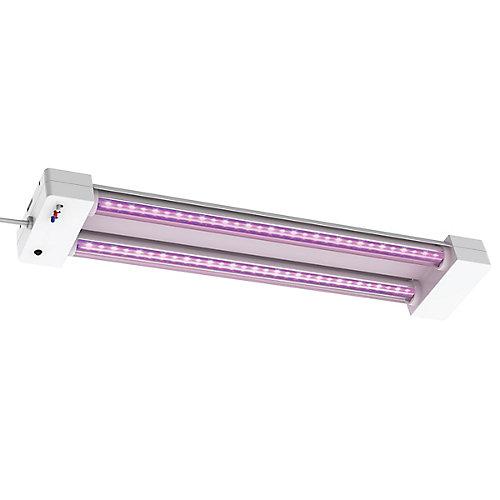 Lumière de croissance hydroponique de 2' à spectre ajustable