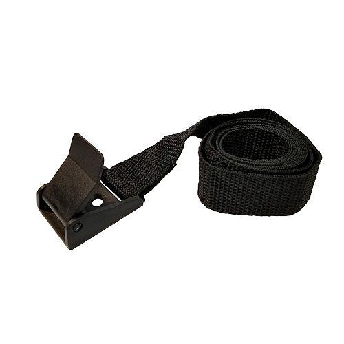KingCord Sangle D'Utilité Légère De 1  poX 72 po Avec Boucle Cam-Lock