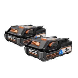 RIDGID Batterie avec Bluetooth OCTANE, 3 A, 18 V