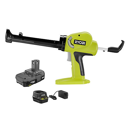 18V ONE+ Caulk Gun Kit with 1.5 Ah Battery and Charger
