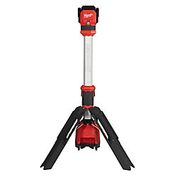 M12 12V Lithium-Ion Cordless 1400 Lumen ROCKET LED Stand Portable Work Light (Tool-Only)