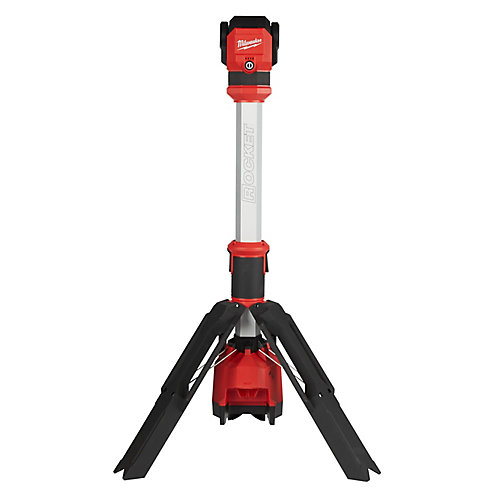 M12 12V Lithium-Ion sans fil 1400 Lumen ROCKET LED Stand Stand Portable Work Light (Tool-Only) (outil seulement)