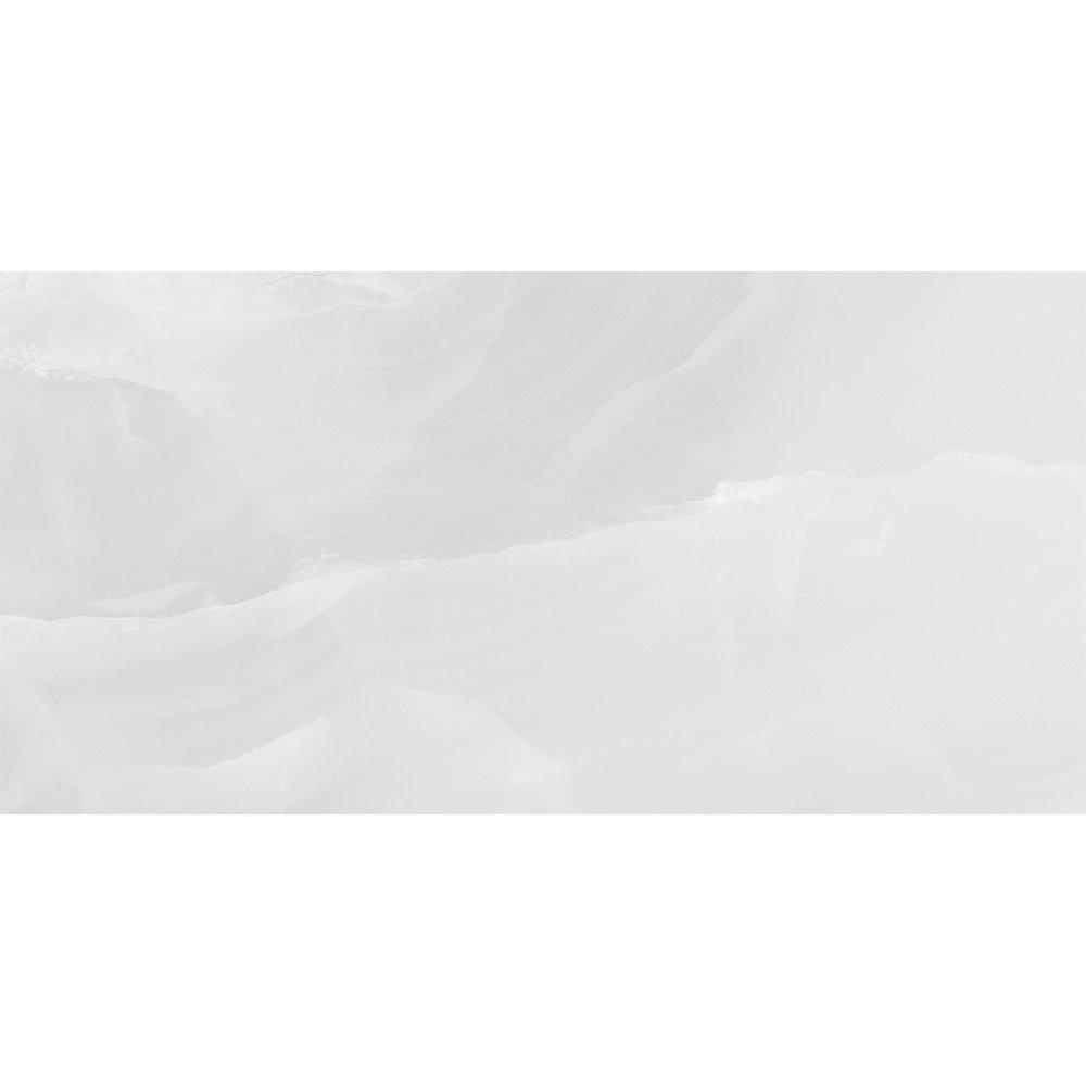 Carreaux, 12 po x 24 po, porcelaine polie rectifiée HD, Onyx Grigio, 15,5 pi2/caisse