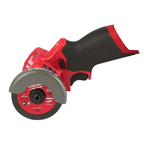 M12 FUEL 12V 3-Inch Lithium-Ion Brushless Cordless Cut Off Saw (Tool-Only)