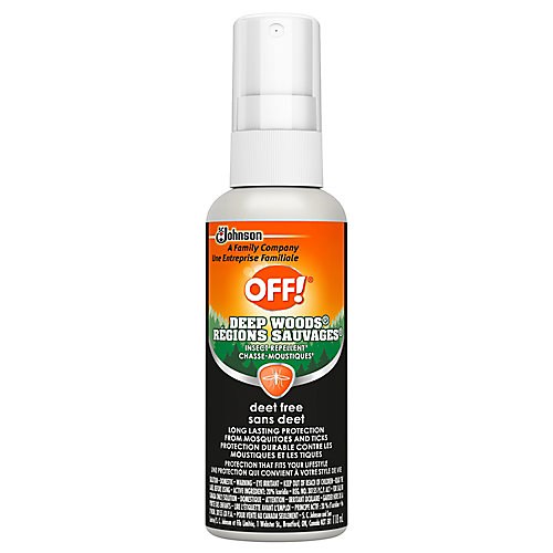 Deep Woods Pump Spray Insect Repellent 9 - Deep Free