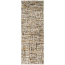 Safavieh Porcello Welton Grey / Dark Grey 2 ft. 4-inch x 11 ft. Indoor Runner