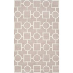 Safavieh Cambridge Jamie Beige / Ivory 5 ft. x 8 ft. Indoor Area Rug
