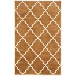 Safavieh Chatham Judy Brown 5 ft. x 8 ft. Indoor Area Rug