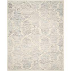 Safavieh Cambridge Dominic Light Grey / Ivory 8 ft. x 10 ft. Indoor Area Rug
