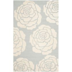 Safavieh Cambridge Rem Grey / Ivory 8 ft. x 10 ft. Indoor Area Rug