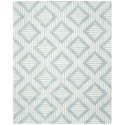 Safavieh Chatham Dex Grey / Ivory 8 ft. x 10 ft. Indoor Area Rug