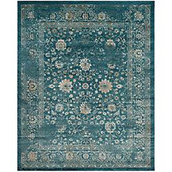 Safavieh Evoke Louis Light Blue / Beige 8 ft. x 10 ft. Indoor Area Rug