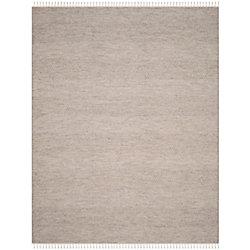 Safavieh Montauk Zed Ivory / Steel Grey 8 ft. x 10 ft. Indoor Area Rug