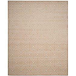 Safavieh Cottage Layton Cream 4 ft. x 6 ft. Indoor/Outdoor Area Rug
