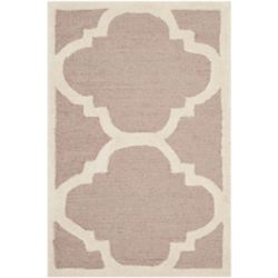 Safavieh Cambridge Amias Beige / Ivory 2 ft. 6-inch x 4 ft. Indoor Area Rug