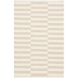 Safavieh Montauk Clark Ivory / Light Grey 2 ft. 6-inch x 4 ft. Indoor Area Rug