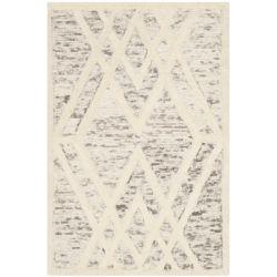 Safavieh Cambridge Lem Light Brown / Ivory 2 ft. x 3 ft. Indoor Area Rug