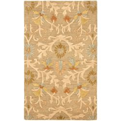 Safavieh Cambridge Kirsten Moss / Multi 3 ft. x 5 ft. Indoor Area Rug