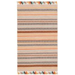 Safavieh Montauk Linnaea Beige / Multi 3 ft. x 5 ft. Indoor Area Rug