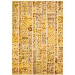 Safavieh Monaco Vivian Yellow / Multi 4 ft. x 5 ft. 7-inch Indoor Area Rug