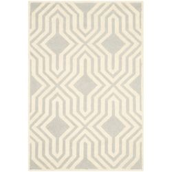 Safavieh Cambridge Paris Grey / Ivory 4 ft. x 6 ft. Indoor Area Rug
