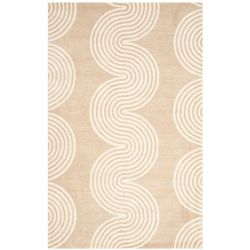 Safavieh Chatham Keane Beige / Ivory 4 ft. x 6 ft. Indoor Area Rug