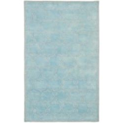 Safavieh Chatham Merlin Grey 4 ft. x 6 ft. Indoor Area Rug