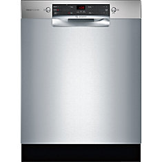 300 Series - 24 inch Dishwasher w/ Recessed Handle - ADA Compliant - 46 dBA