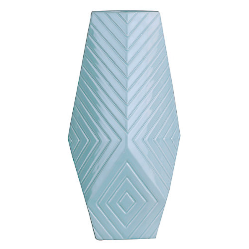 Plus maigre j'ai Vase décoratif en céramique