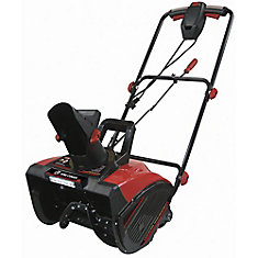 18 inch. Electric Snow Thrower