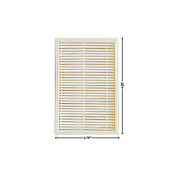 CB Performance Advantage Replacement HEPA Vacuum Filters Compatible with Kenmore 40320 Filters (2-Pack)