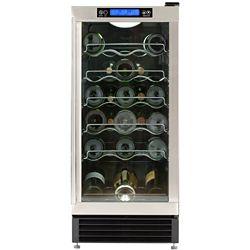 Maxx Ice Outdoor 28 bottle Wine Cooler