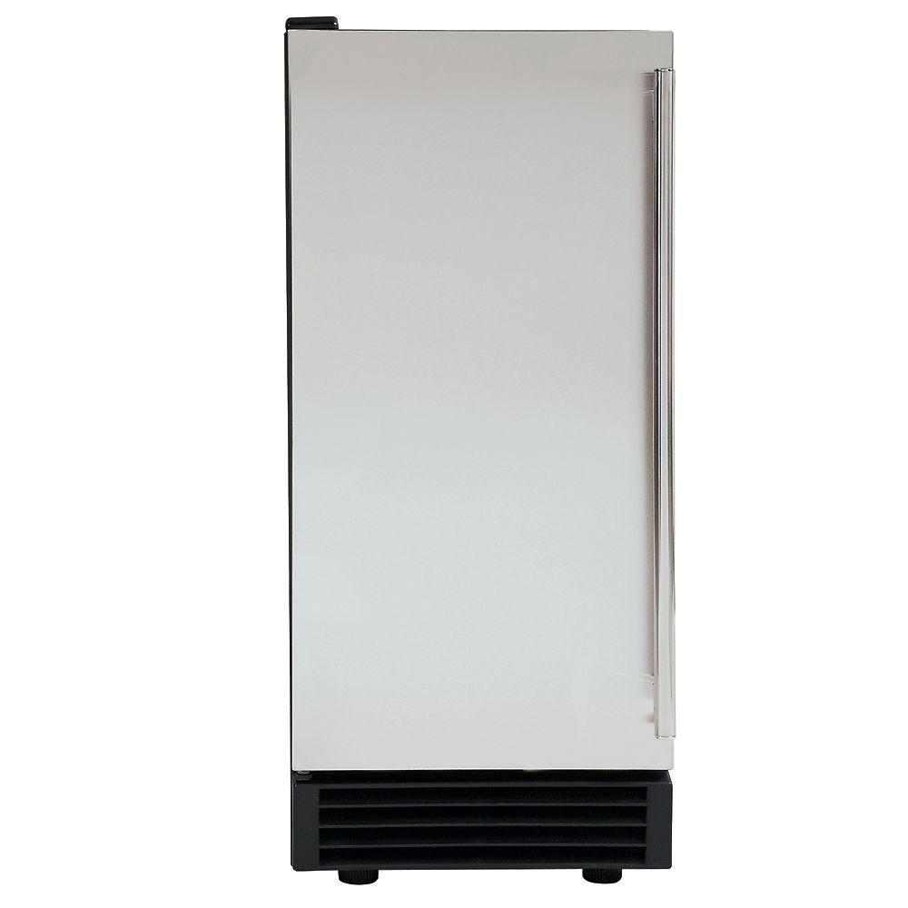 Maxx Ice 14 inch Freestanding Ice Maker with 25lb storage bin