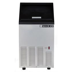 Maxx Ice 17 inch 75lb Freestanding Ice Maker