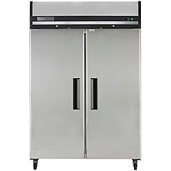 Maxx Cold X-Series 54-inch Reach-In 49 cu. ft. 2-Door Commercial Freezer