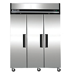 81 inch reach-in 72cuft 3 door Commercial Freezer