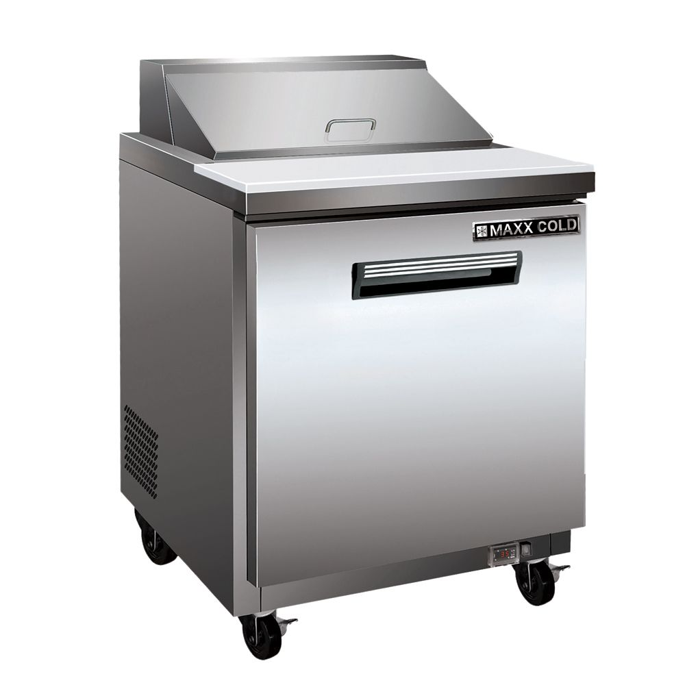 29 inch Commercial Sandwich and Salad Prep Table