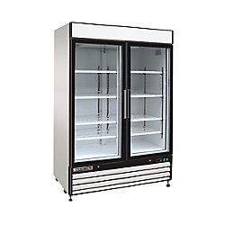 Maxx Cold X-Series 54 inch Reach-in 2-door 48 cu.ft Commercial Freezer