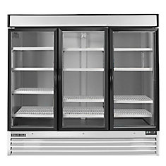 Commercial 81 inch 72 cu.ft Reach-in 3-door Freezer