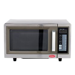 General 1.0 cu.ft Digital Commercial Microwave - 1000W