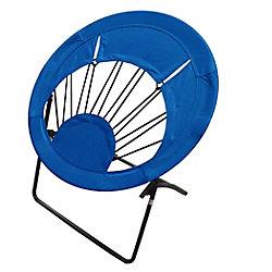 Impact Canopy Bungee Chair Folding Chair Blue