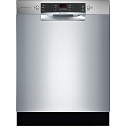 800 Series - 24 inch Dishwasher w/ Recessed Handle - ADA Compliant - Standard 3rd Rack