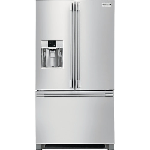 21.6 Cu. Ft. Counter Depth French Door Refrigerator
